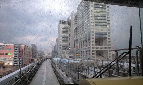 From monorail's window 02