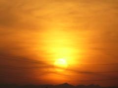 evening sun (.Cherish) Tags: sky eveningsun fz1 luica