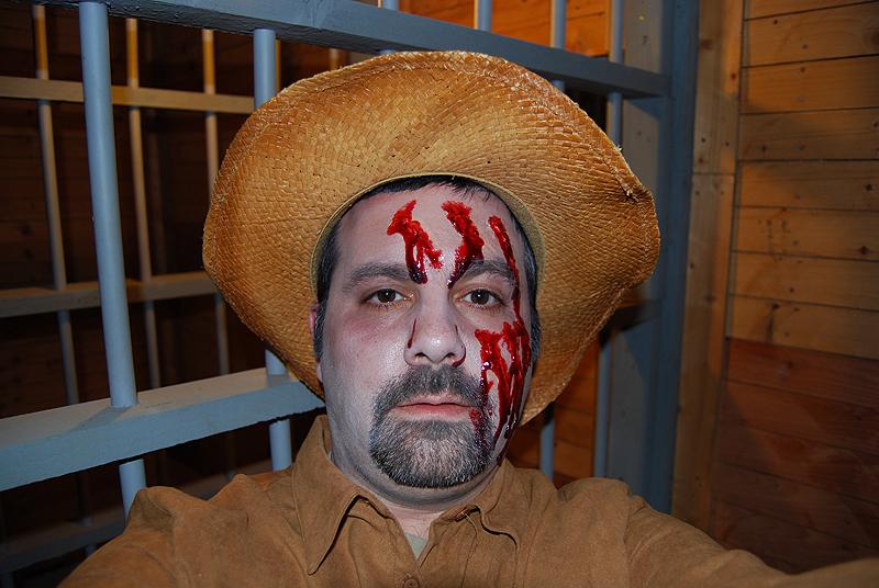My Zombie Makeup