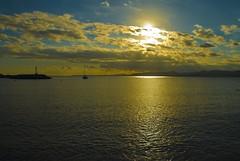 Warm sunset in St. Raphael .... (ipaloni) Tags: sunset sea sky france colors clouds nikon cotedazur tramonto mare straphael artisticexpression costaazzurra d80 mywinners nikond80 anawesomeshot colorphotoaward superbmasterpiece diamondclassphotographer flickrdiamond goldstaraward