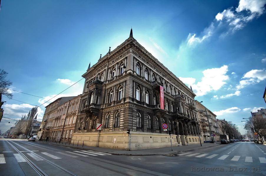 Pałac Maurycego Poznańskiego