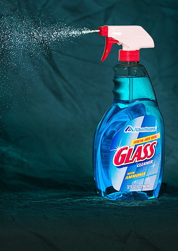 Glass Cleaner Product Test