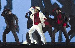 Michael Jackson komt weer tot leven in Thriller Live