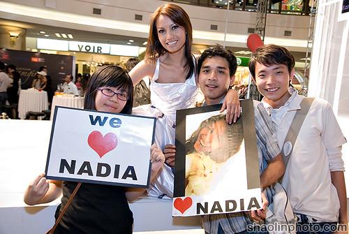 Nadia Fans