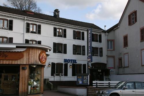 Hotel Marmot in Gérardmer