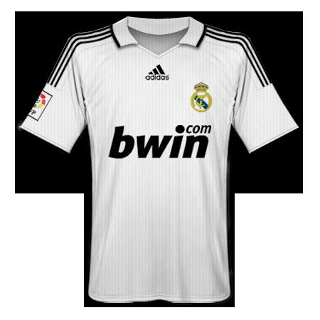 camisetas de equipos europeos