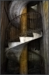 one step up two step up (maria farrugia) Tags: urban stairs perfect photographer spooky mysterious oldplace the theperfectphotographer