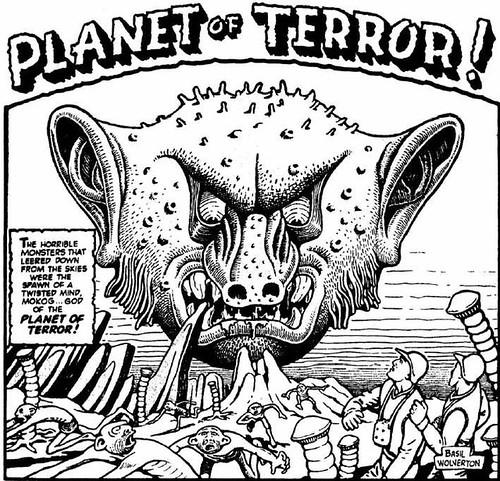planet of terror