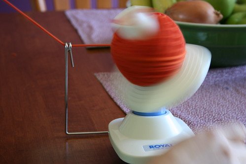 New ball winder!