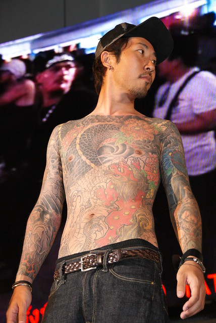 tattoo yakuza and tribal of tattoo show 7