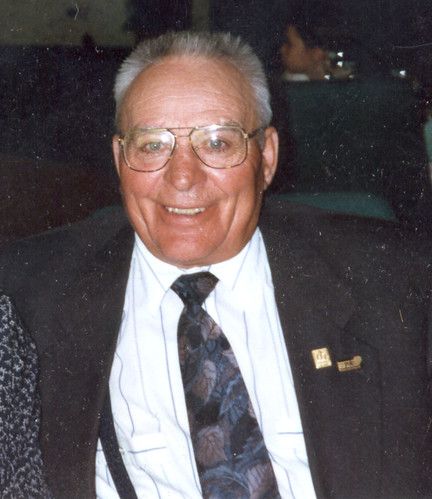 Robert (Bob) Stewart - Inducted as an Athletic Administrator, 2008