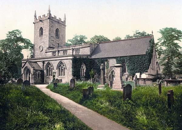 Derbyshire-Church