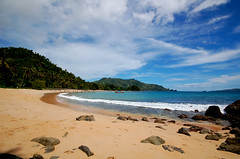 The Prigi Beach