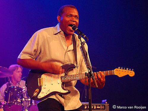 Robert Cray - 5 juli 2008 Nijmegen