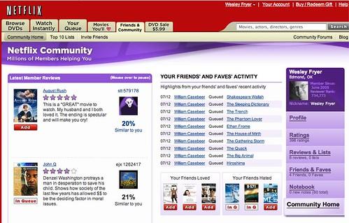Netflix Community