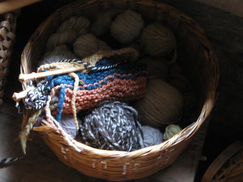 yarn basket 1