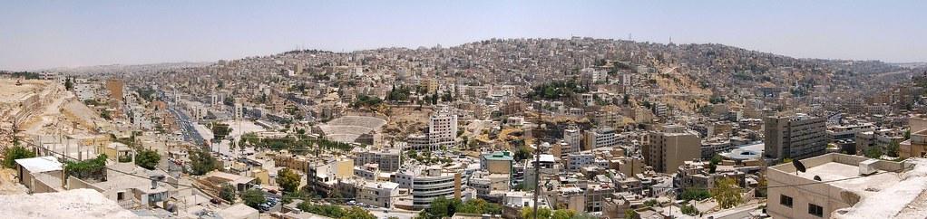 عمان Amman 安曼