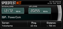 Korea-Broadband-Speedtest