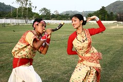 CELEBRATION OF BIHU