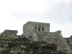 Main ruins at Tulum