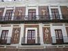 Casa de los Muñecos (18th century) (Puebla, Mexico) (sftrajan) Tags: architecture unesco zaragoza tiles mansion puebla centrohistórico angelopolis puebladelosangeles casadelosmuñecos estadodepuebla puebladezaragoza ciudadcentral centrohistóricoiberoamericano プエブラ heróica cuetlaxcōāpan пуебла пуэбладесарагоса méxicomexikomexiquemessico casahabitación arquitecturapoblana