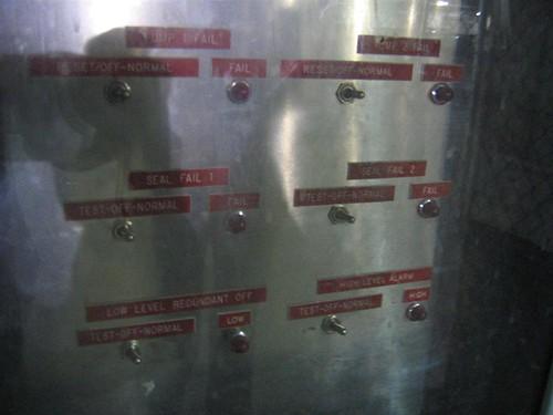 Palisades Center pump control