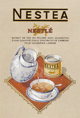 Nestea old poster by Nestlé, on Flickr