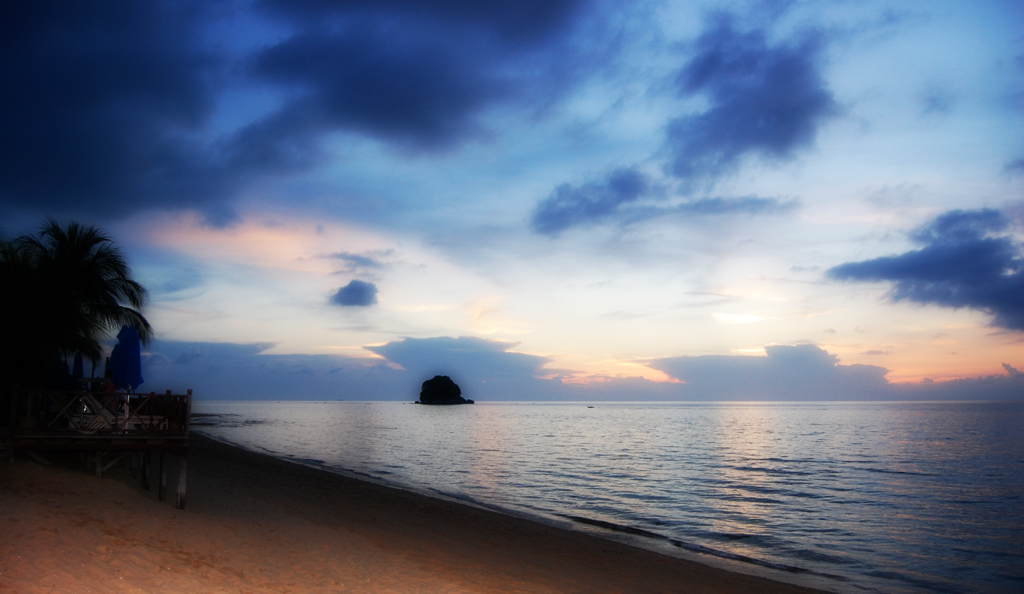 Tioman Sunset Surreal