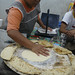 Making tortilas