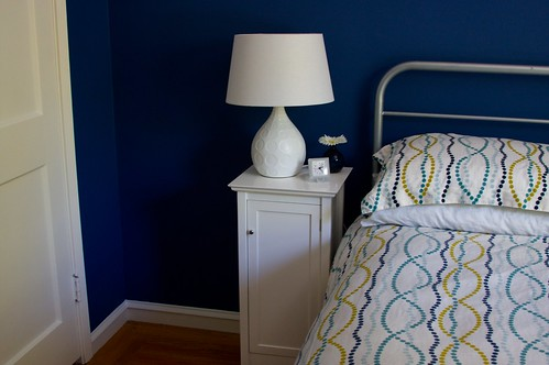 the new guest bedroom
