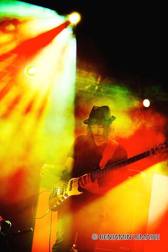 Patrick Watson @ Paléo Festival 2008