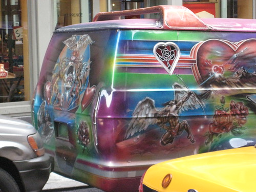 The Coolest Van Ever
