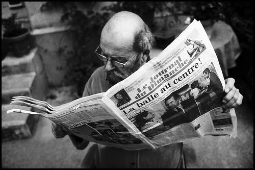 Journaux par Ivan Constantin (70's)