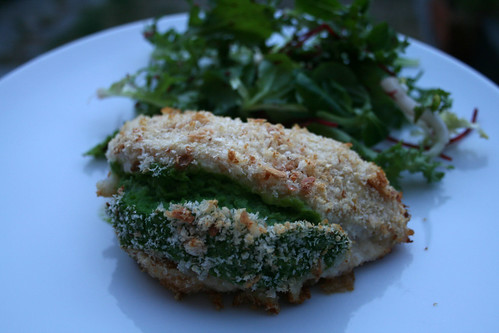 Parmesan Chicken 4