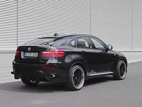 AC Schnitzer BMW X6 4