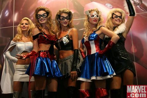 Tacky costumes
