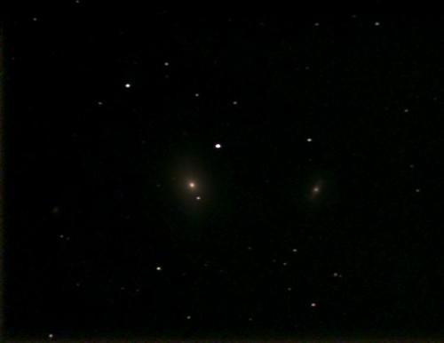 M85 - Messier Marathon 2008