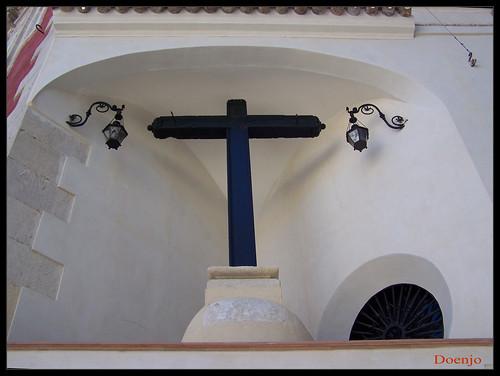 Cruz de Culebras (Iglesia del Salvador , Sevilla)