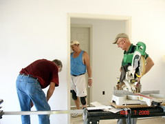 8-7-08 #59 Don Rollens,Mt.Olive COG, Danny Britt  002 (Habitat for Humanity of Cleveland) Tags: build apostles