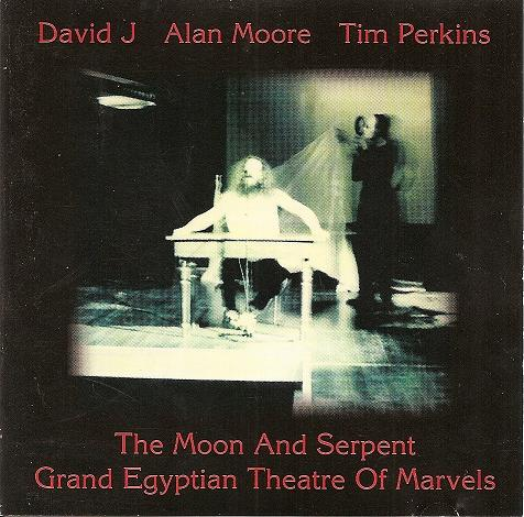 Moon and Serpent Grand Egyptian Theatre of Marvels