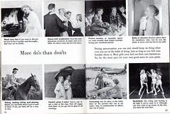 Growing Up and Liking It Internals (sparkleneely) Tags: vintage ephemera teen pamphlet 1960 menstruation auntflo modess august2008 growingupandlikingit