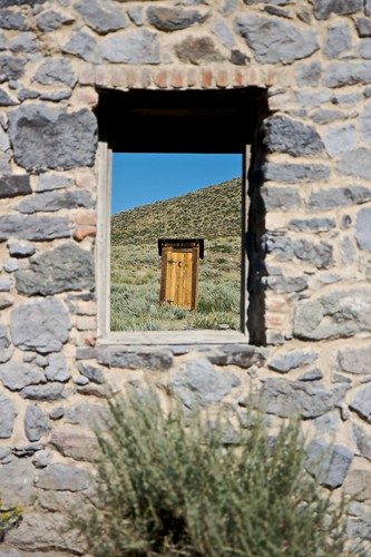 BridgePort - Mono Lake - Bodie - Yosemite