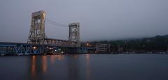 Portage Lake Lift Bridge, Houghton, Michigan (RTD Photography) Tags: dumas michigan bridges hancock houghton upperpeninsula liftbridges rtdphotography raydumas raymonddumas
