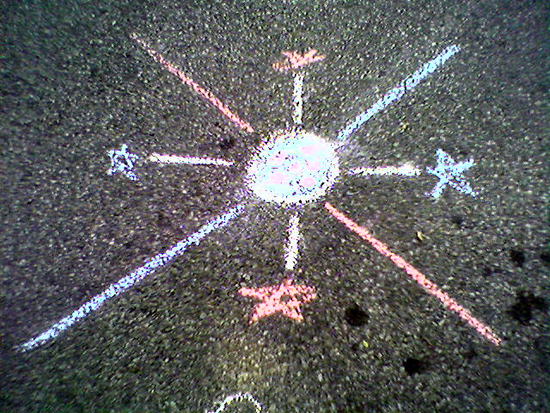 Chalk Compass (Click to enlarge)