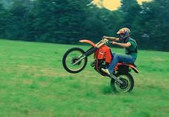 IMG_87922 (ArchibaldBenjamin) Tags: bike honda artist newengland newhampshire nh dirt benjamin archibald cr125 rm100
