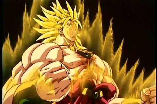 dragon ball z super saiyan goten. Broly The Legendary Super