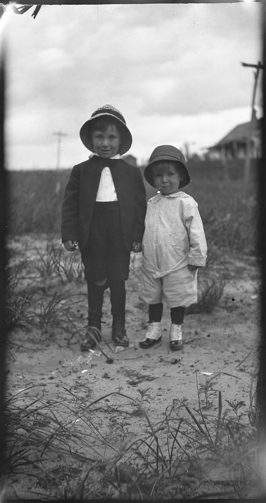 1890s Unknown Boy and Guy Louis Spencer