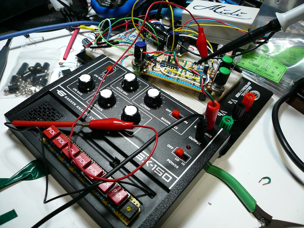 The World's Best Photos of arduino and synthesizer - Flickr Hive Mind