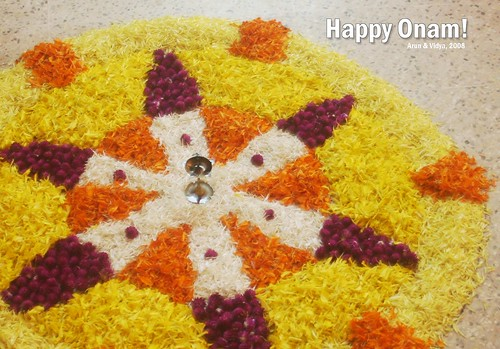 Wish You a Happy Onam!