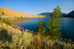 Lake Wallowa Pano Section #4 (absencesix) Tags: travel plants usa lake nature grass oregon joseph iso100 unitedstates july noflash northamerica 1020mm 2008 locations locale 10mm manualmode canoneos30d camera:make=canon exif:make=canon exif:iso_speed=100 geo:state=oregon july282008 lakewallowastatepark naturallocale summer2008travel panoramasections hellscanyon0727292008 lakewallowastatepark07282008 selfrating3stars exif:focal_length=10mm josephoregonusa 1125secatf11 geo:countrys=usa exif:lens=100200mm exif:model=canoneos30d camera:model=canoneos30d exif:aperture=ƒ11 subjectdistanceunknown geo:city=joseph